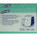 DeLonghi - 5525101400 - 3 Filtres pour friteuse F890 F895