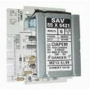 Carte électronique 55X6431